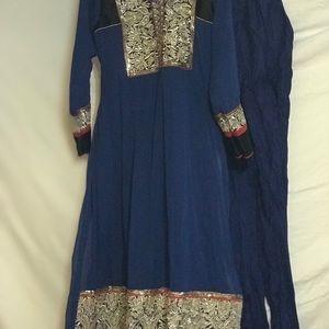 Dresses & Skirts - Indian/Pakistani Anarkali dress